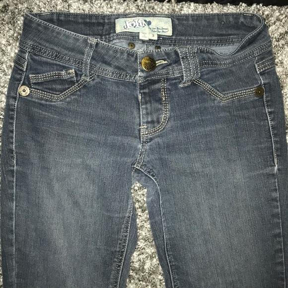 87d09b2ccb3 Jolt Grey Skinny Jeans